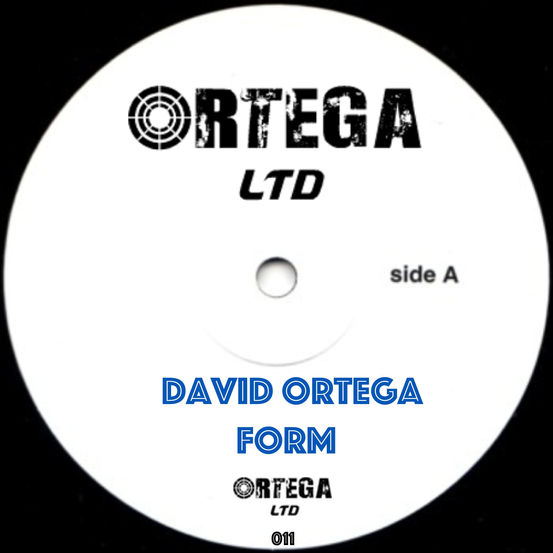 David Ortega - Form (Original mix)