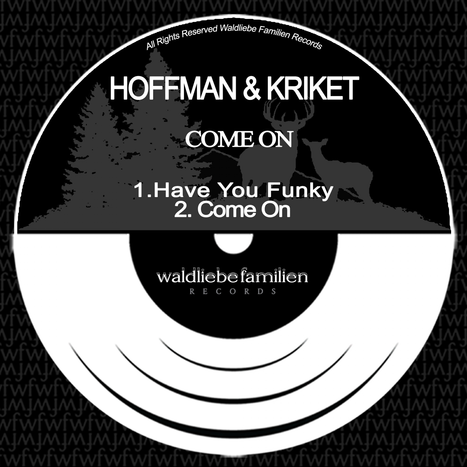 Hoffman & Kriket - Have You Funky  (Original Mix)