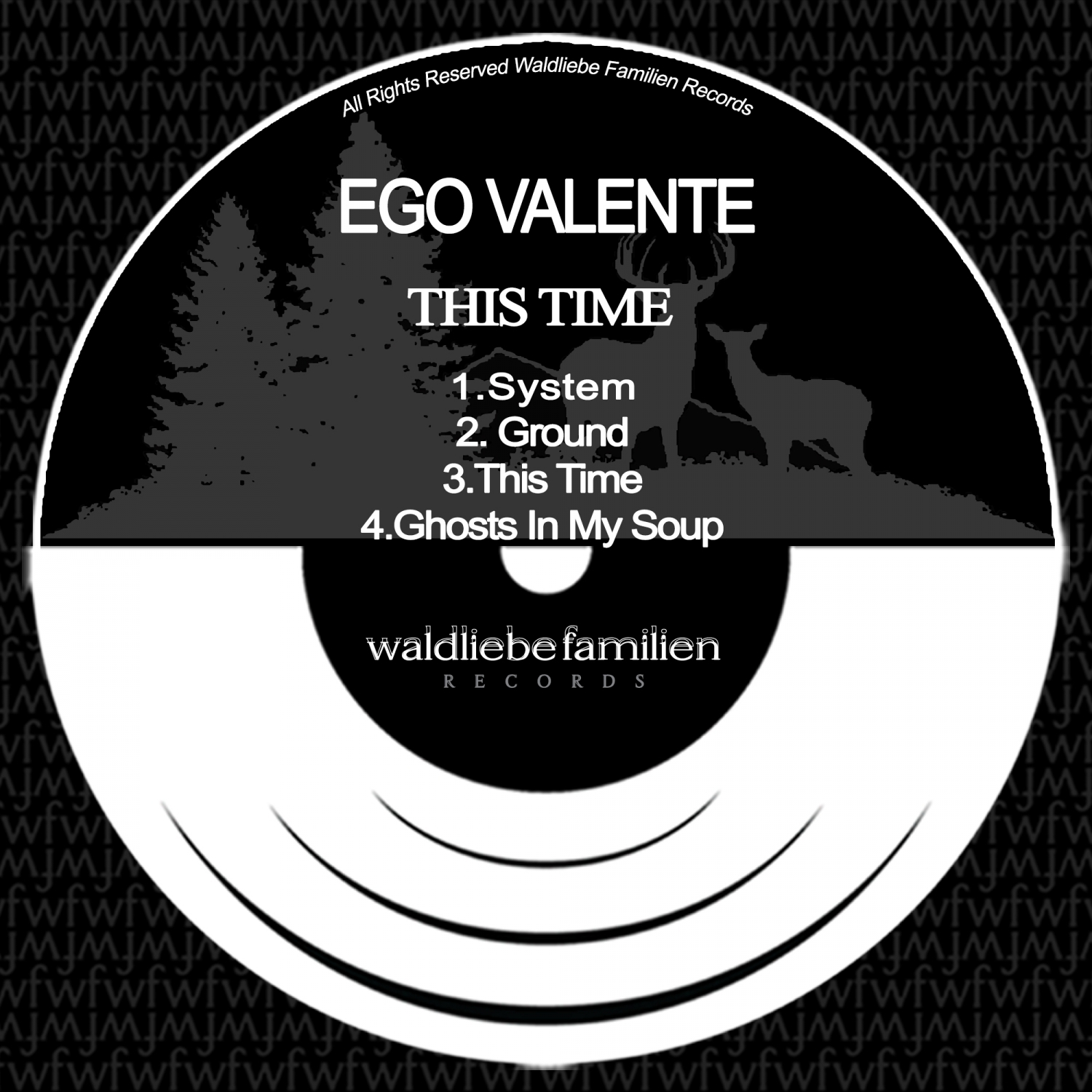 Ego Valente - Ghosts In My Soup  (Original Mix)