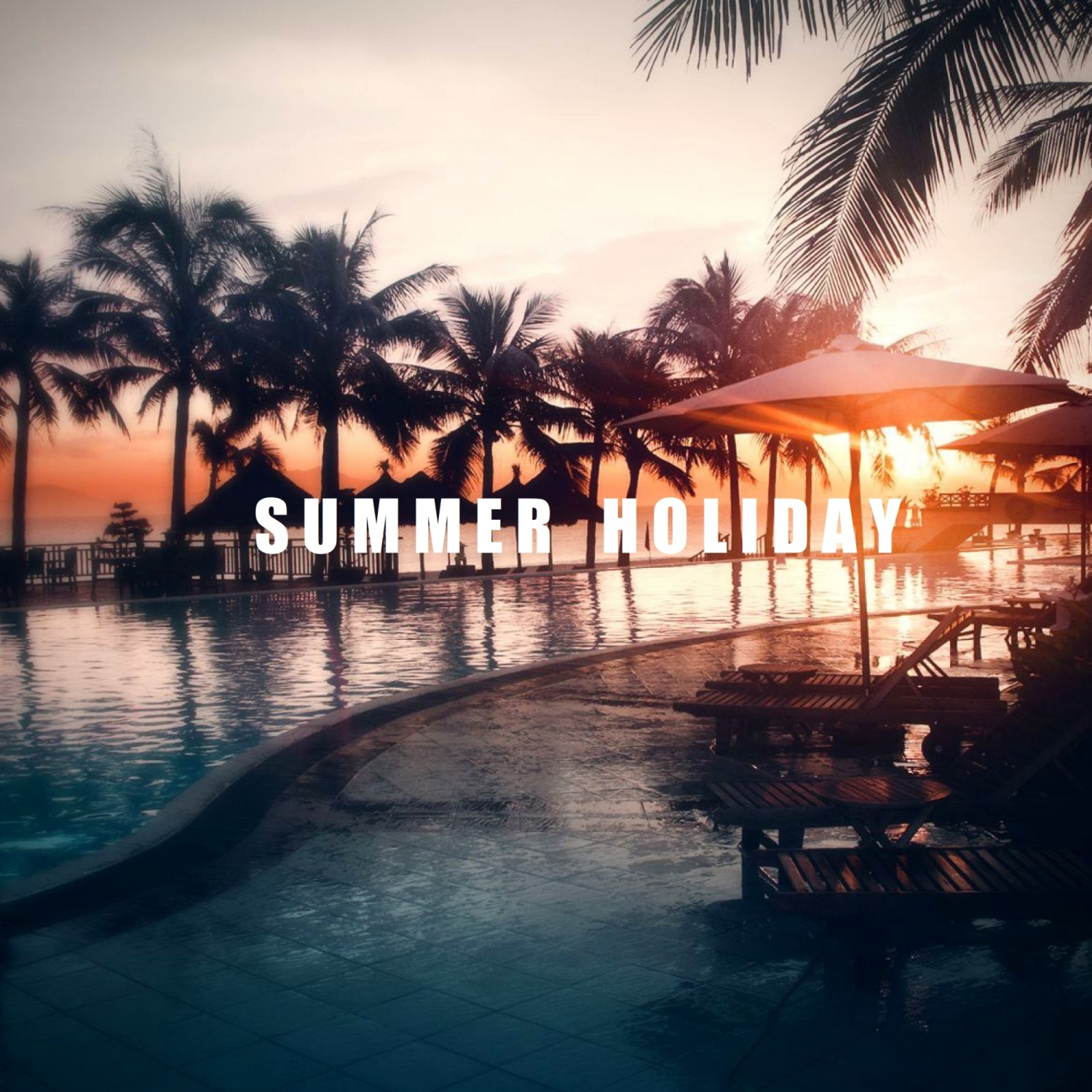 Hypebeast & Kelly Holiday - Tropical Paradise (feat. Kelly Holiday) (Tropical House edit)
