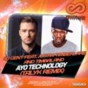50 Cent Feat. Justin Timberlake And Timbaland - Ayo Technology (Talyk Remix)