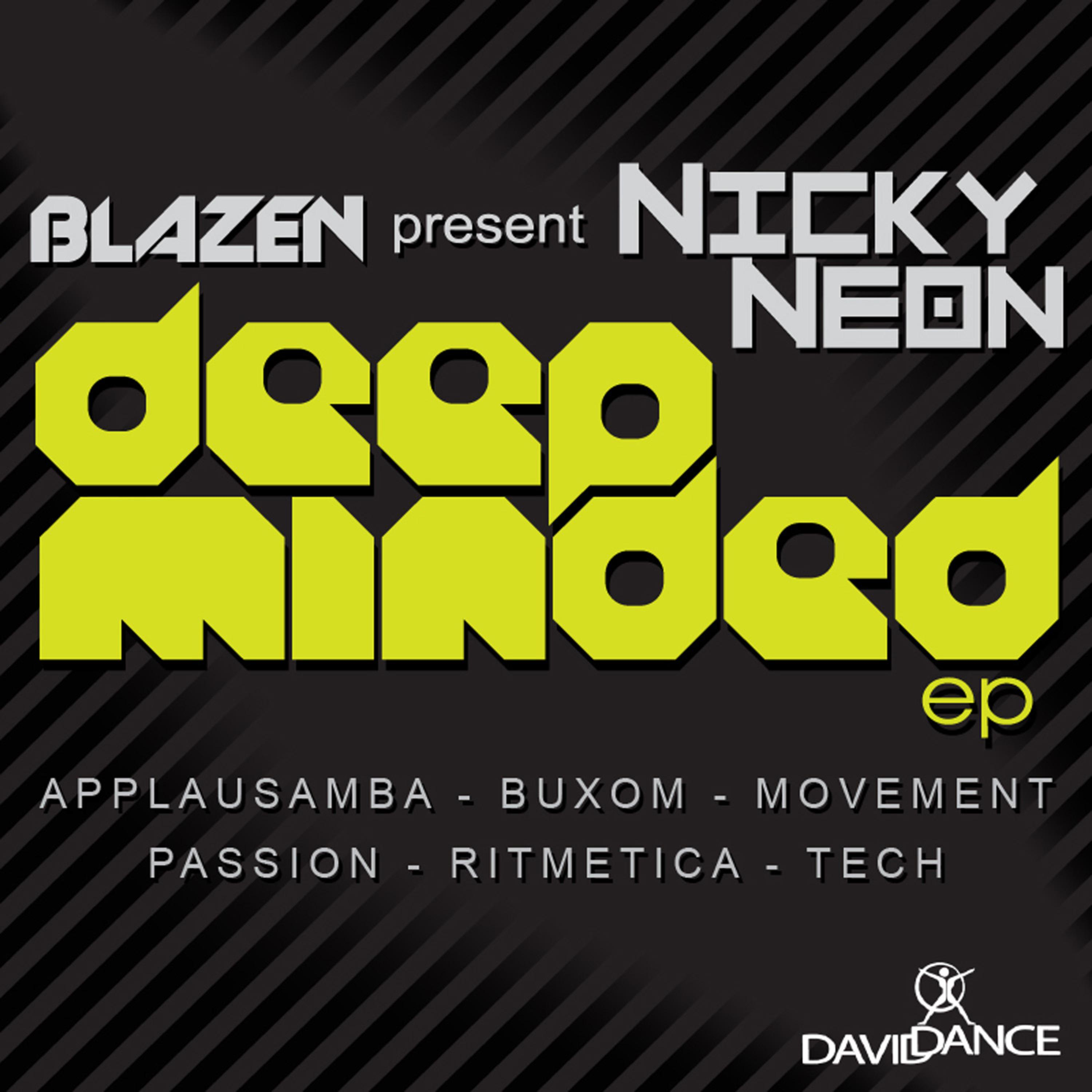 Nicky Neon - Ritmetica (Original mix)
