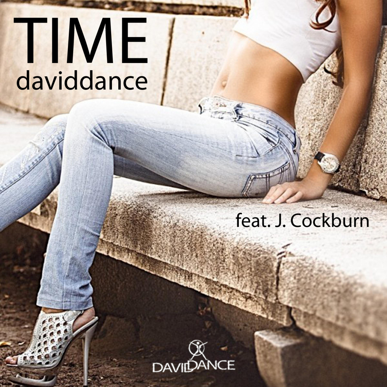 Daviddance - Time (feat. J. Cockburn) (Radio Edit)