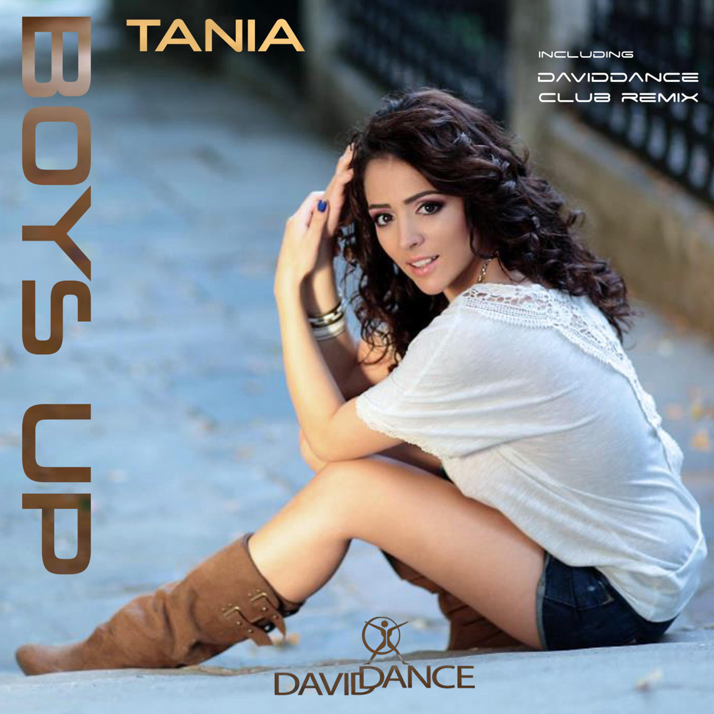 Tania - Boys Up (Daviddance Club Remix)