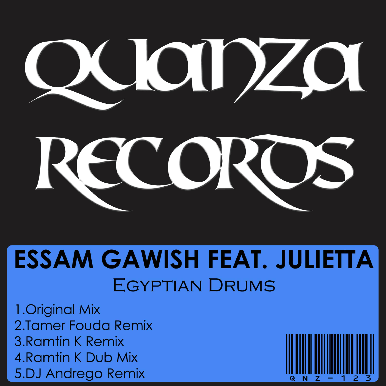 Egyptian Drums - Essam Gawish (Ramtin K Remix)