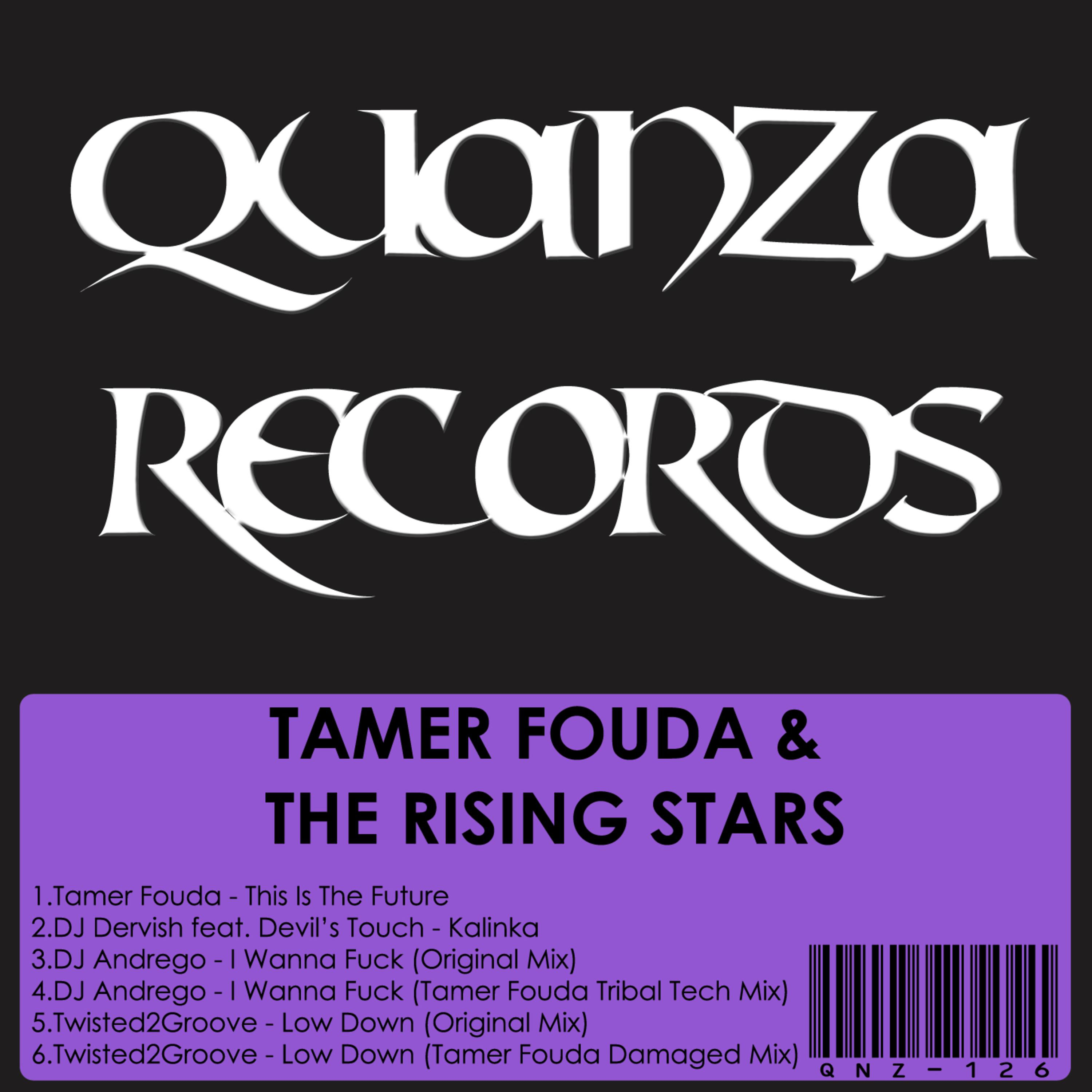 Twisted2Groove - Low Down (Tamer Fouda Damaged Mix)