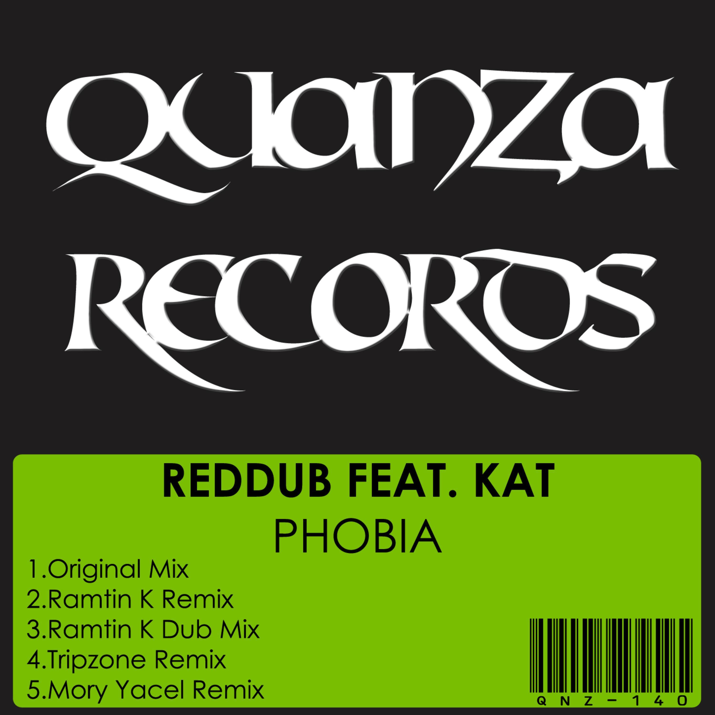 Reddub feat. Kat - Phobia (Original Mix)
