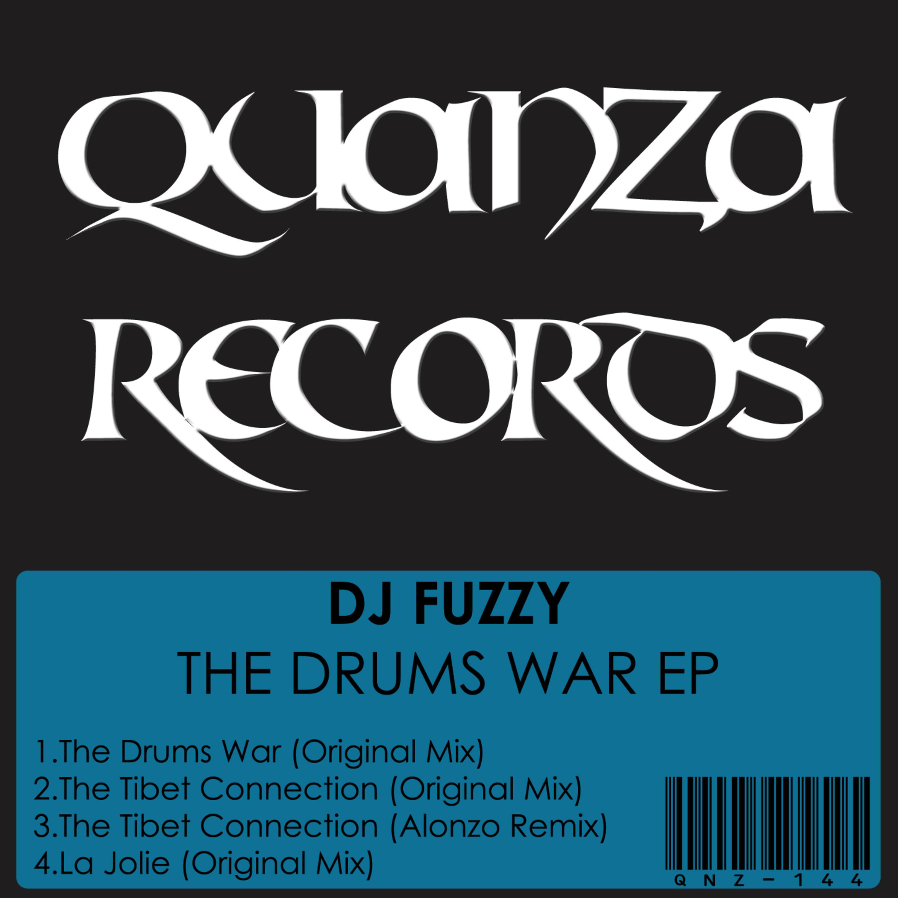 DJ Fuzzy - The Tibet Connection (Alonzo Lost In Tibet Remix)