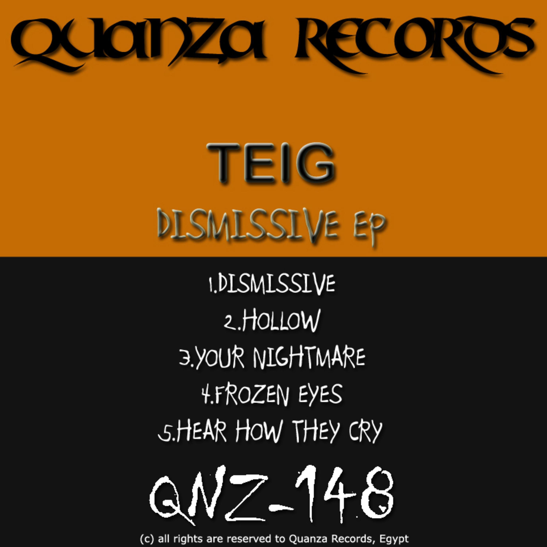 Teig - Frozen Eyes (Original mix)