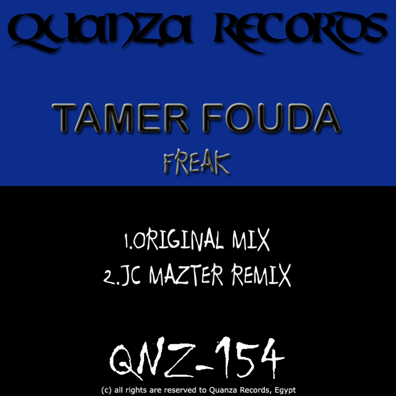 Tamer Fouda - Freak (Original Mix)