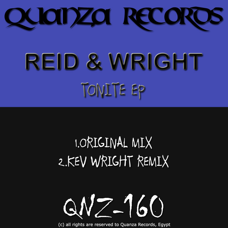 Reid & Kev Wright - Tonite (Original Mix)