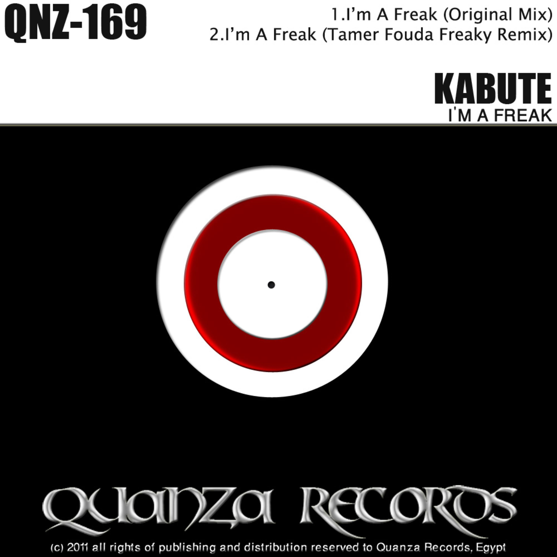 Kabute - I\'m A Freak (Original Mix)