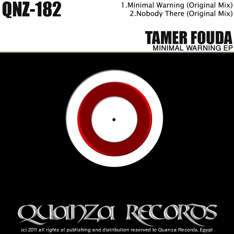 Tamer Fouda - Nobody There (Original Mix)