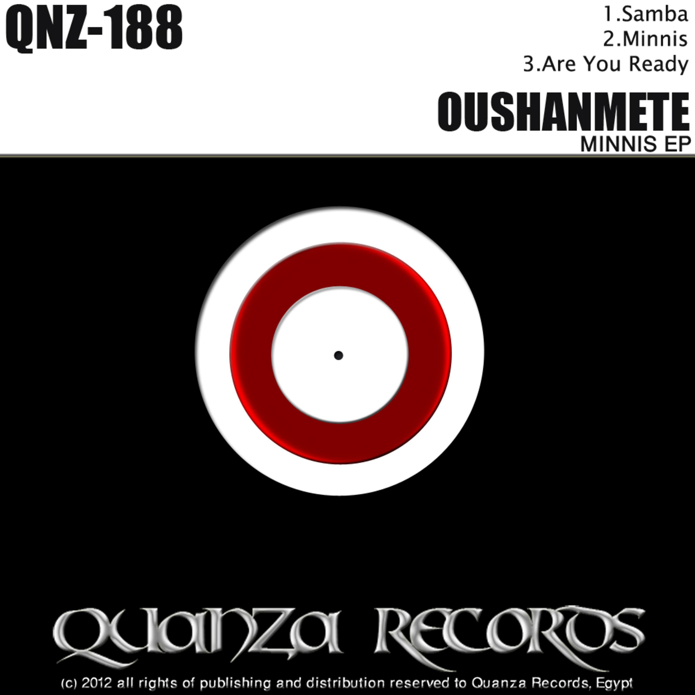Oushanmete - Samba (Original mix)