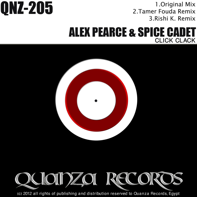 Alex Pearce & Space Cadet - Click Clack (Rishi K. Remix)