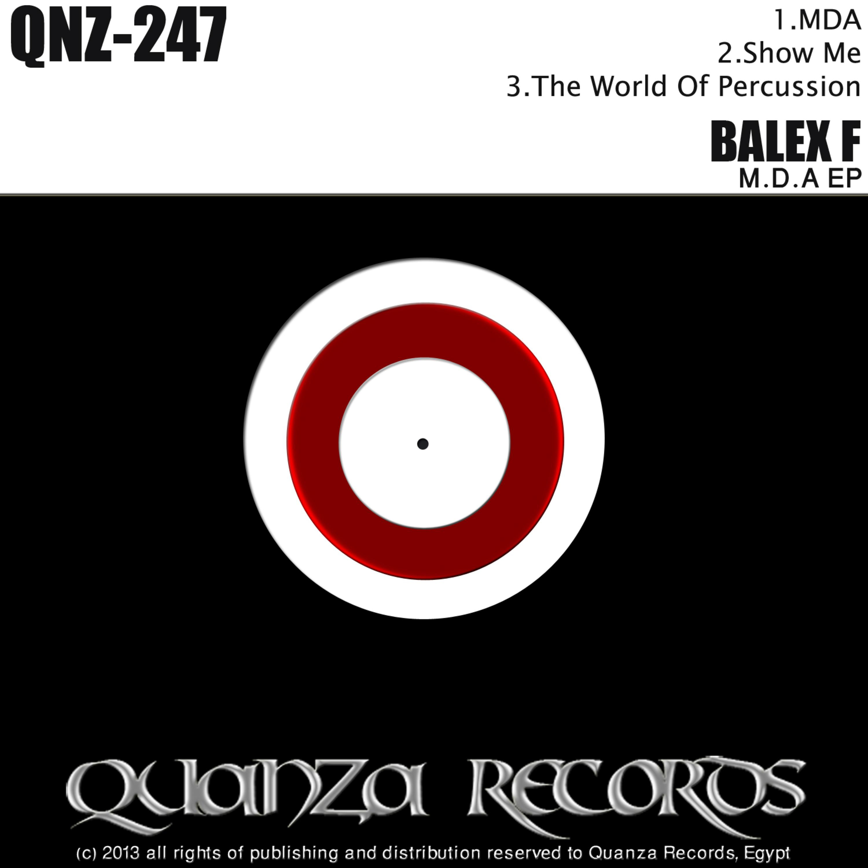 Balex F - The World Of Percussion (Original Mix)