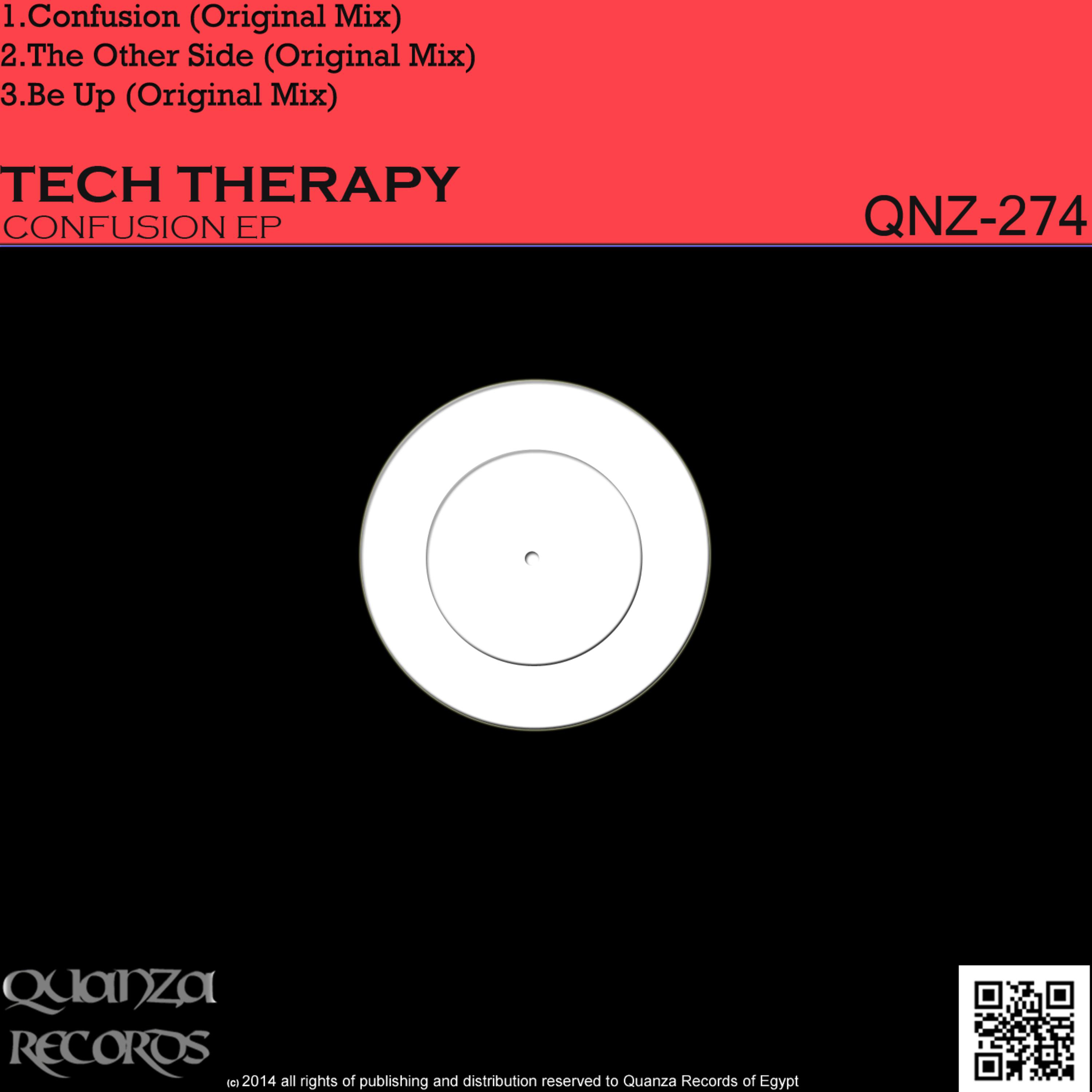 Tech Therapy - Be Up (Original Mix)