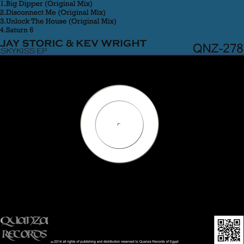 Kev Wright & Jay Storic - Saturn 6 (Original Mix)