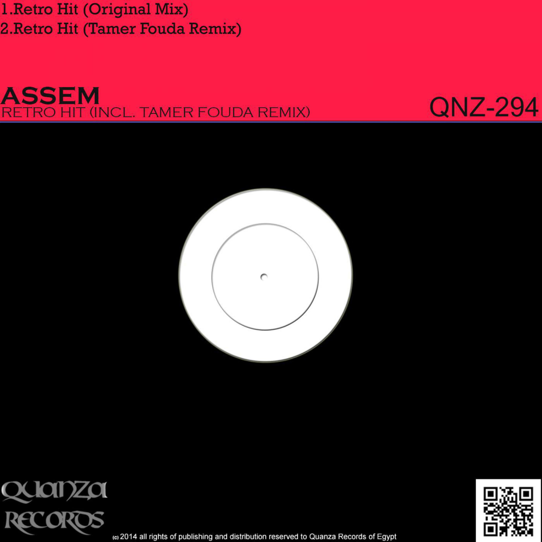 Assem - Retro Hit (Tamer Fouda Remix)
