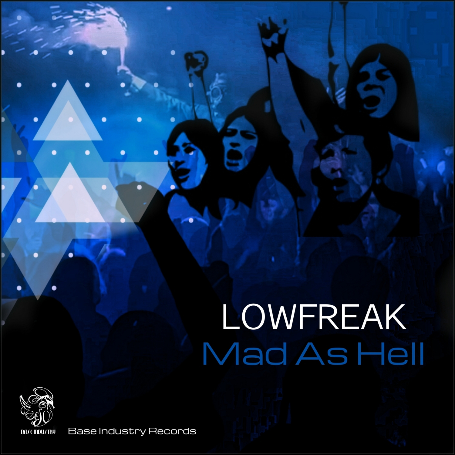 Lowfreak - Mad As Hell  (Original Mix)