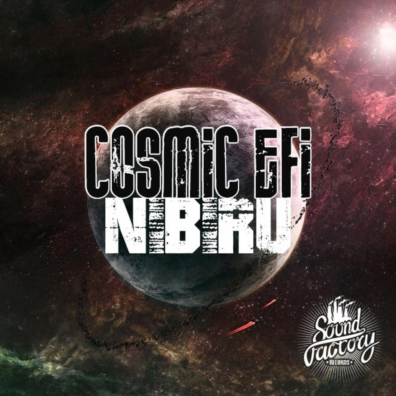 Cosmic EFI - Put Your Hands Up  (Original Mix)