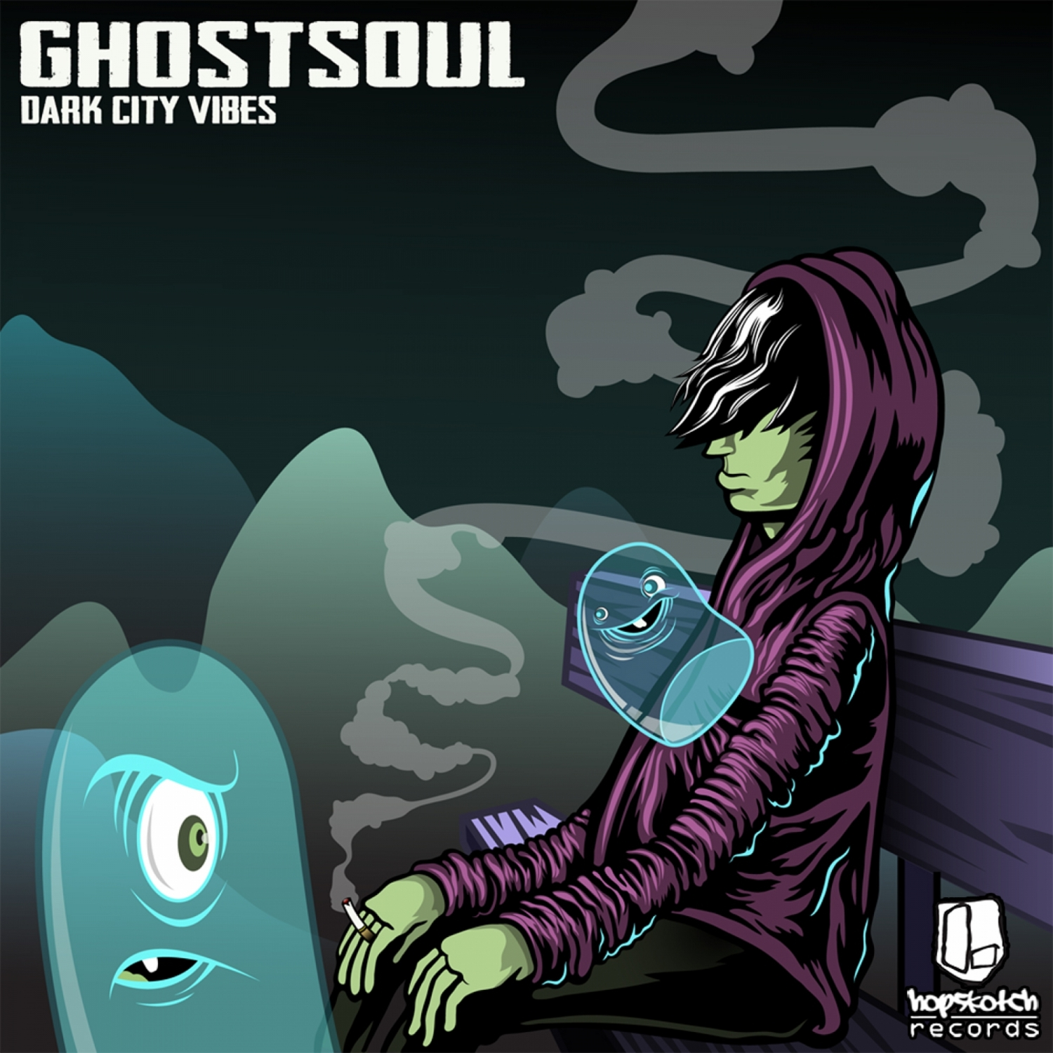 Ghostsoul - Caught In The Unreal  (Original Mix)