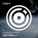 Surplus, AudioSketch - Come Correct (Original Mix)