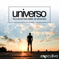 Ticli & Gas - Universo (feat. Felipe Romero, Be1, Ray Isaac) (Short Radio Edit)