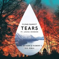 Clean Bandit Ft. Louisa Johnson - Tears (Marc Baigent & Element Z UKG Remix)