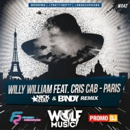Willy William Feat. Cris Cab - Paris (Nick Stay & Bandy Radio Remix) (Nick Stay & Bandy Radio Remix)