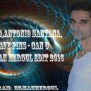 Saccao, Antonio Santana, Heavy Pins - Can U (Dj Erman Hergul Edit 2016)