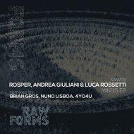Andrea Giuliani, Luca Rossetti, Rosper, 4Yo4U - Dark Siquenz (4Yo4U Remix)
