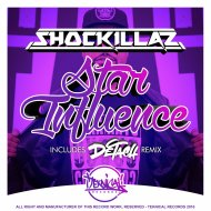 Shockillaz  - Star Influence (Detach Remix)