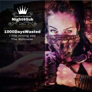 1000DaysWasted - The Sickness (Instrumental)