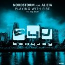 Alicia, Nordstorm - Playing with Fire (Ingi Bauer Extended Mix)