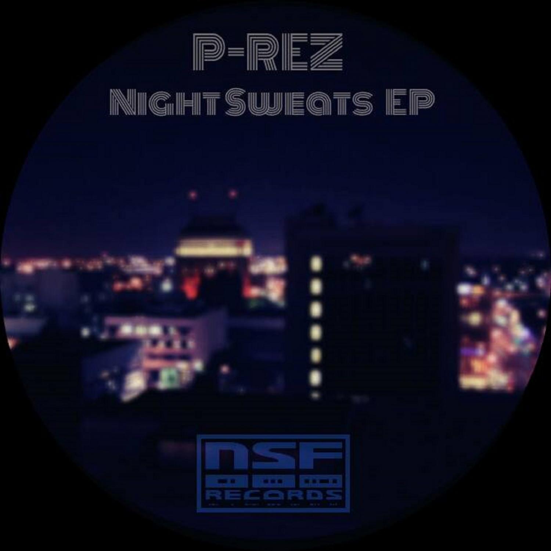 P-REZ - Because Acid  (Original Mix)