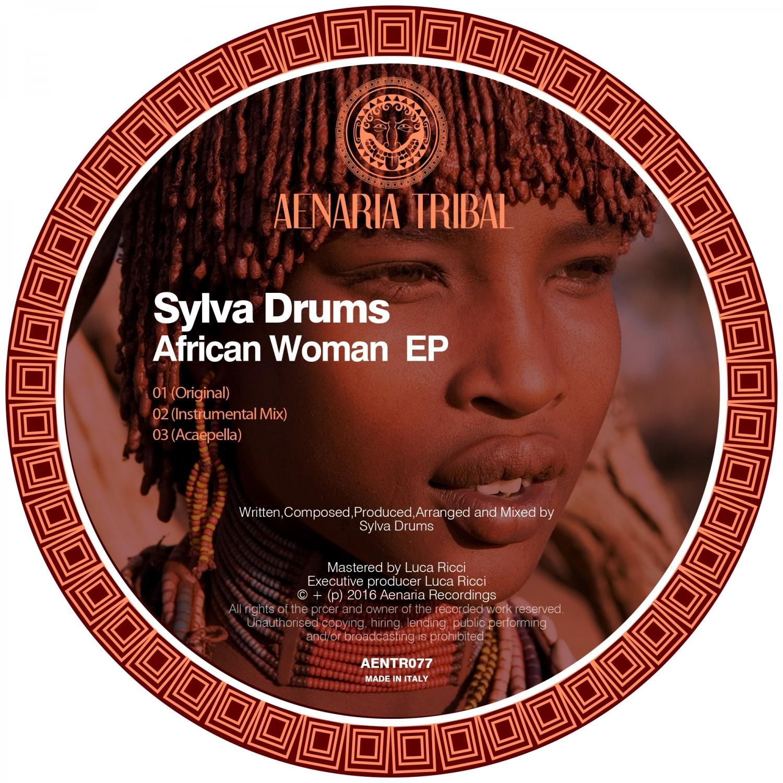 Sylva Drums - African Woman (Instrumental Mix)