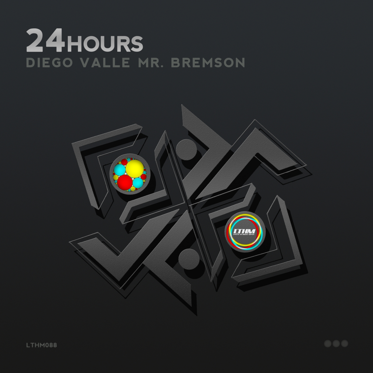 Diego Valle & Mr. Bremson - 24 Hours (Original Mix)