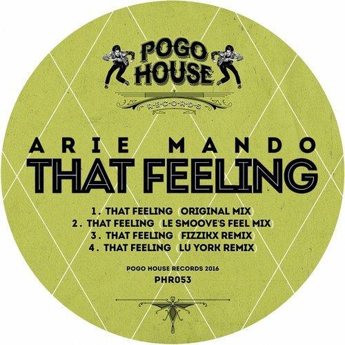 Arie Mando - That Feeling (Lu York Remix)