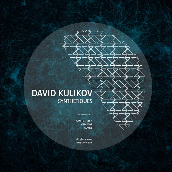 David Kulikov - Synthetiques (Original Mix)