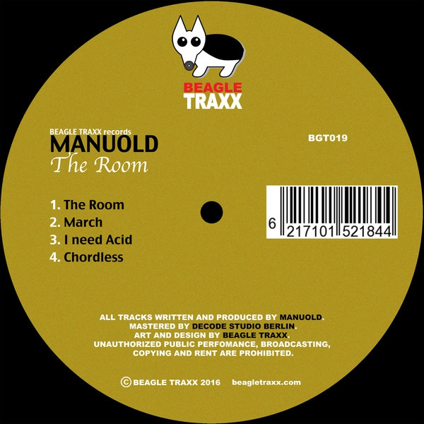Manuold - The Room (Original Mix)