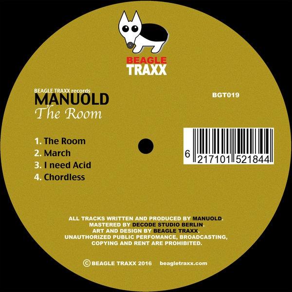 Manuold - Chordless (Original Mix)