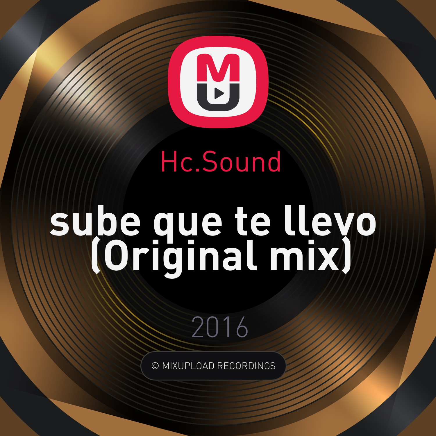 Hc.Sound - Sube Que Te llevo (Original mix)