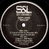 Deep Cover - Misled (Scott & Leon Do You Remember Mix)