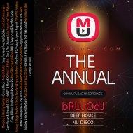 bRUJOdJ - Mixupload The Annual (2017)