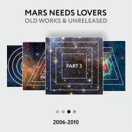 Mars Needs Lovers - Glenkinchie (Original Mix)