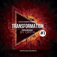 Dimta - Transformation #1 (Compiled and Mixed by Dimta)