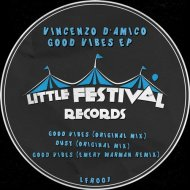 Vincenzo D\'amico - Good Vibes (Emery Warman Remix)