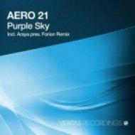 Aero 21, Araya, Forion - Purple Sky (Araya pres. Forion Remix)