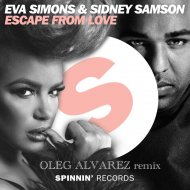 Eva Simons & Sidney Samson  -  Escape From Love (Oleg Alvarez Remix) ( Oleg Alvarez Remix)